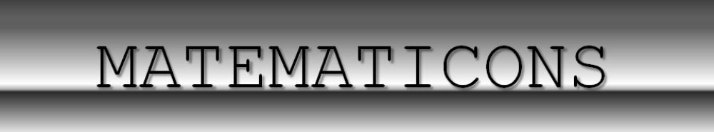 MATEMATICONS