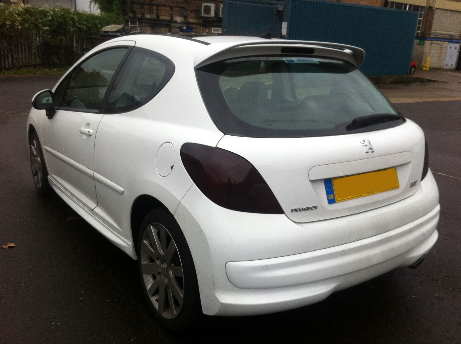 Peugeot 207 Gt Amp Gti 1 6 Thp 150bhp Jf Automotive Engine