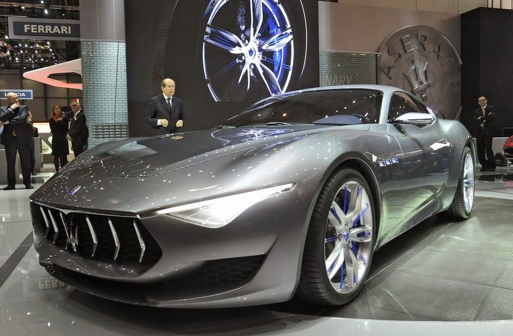 2014 Maserati Alfieri : Concept Cars | Drive Away 2Day