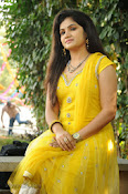 New Actress Noorjahan Photos in Yellow-thumbnail-10