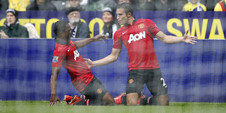 Video Gol Swansea City vs Manchester United 17 Agustus 2013
