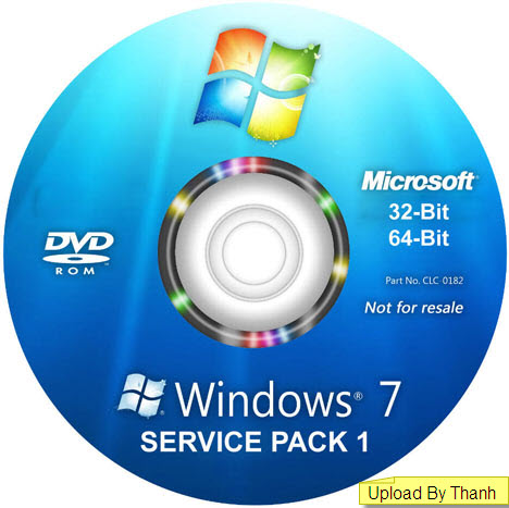 Windows 7 Home Premium 64 Bit ISO