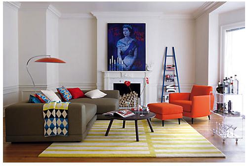 Gallery for asymmetrical balance in interior design - Balance in interior design ...