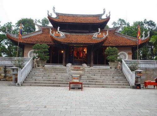 Cho thuê xe đi Việt Trì - Phú Thọ