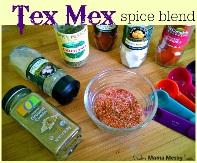 Let this Tex Mex Spice Blend be your secret weapon for tacos, fajitas, chili, and more!