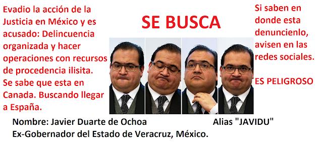 ALERTA MÉXICO,CANADA Y ESPAÑA: