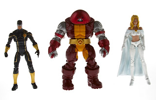 Hasbro Marvel Universe X-Men 3-Pack Cyclops, Colossus and Emma Frost