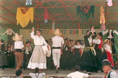 VII Festival Internacional de Grupos Infantis e Juvenis de Danças e Cantares Regionais
