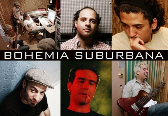 Actuales integrantes de Bohemia Suburbana