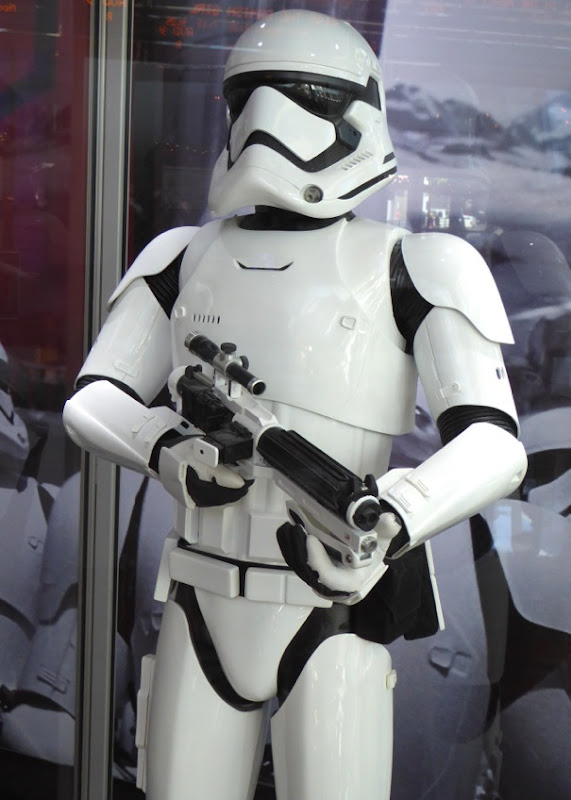 Star Wars Force Awakens Stormtrooper costume