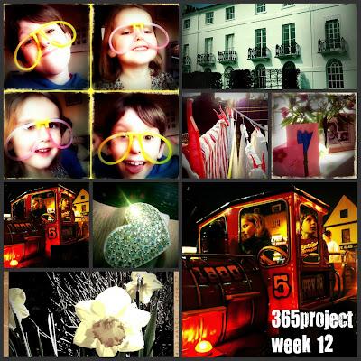 FiveGoBlogging 365project week 12