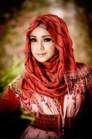 Foto Hijab Modern 2013