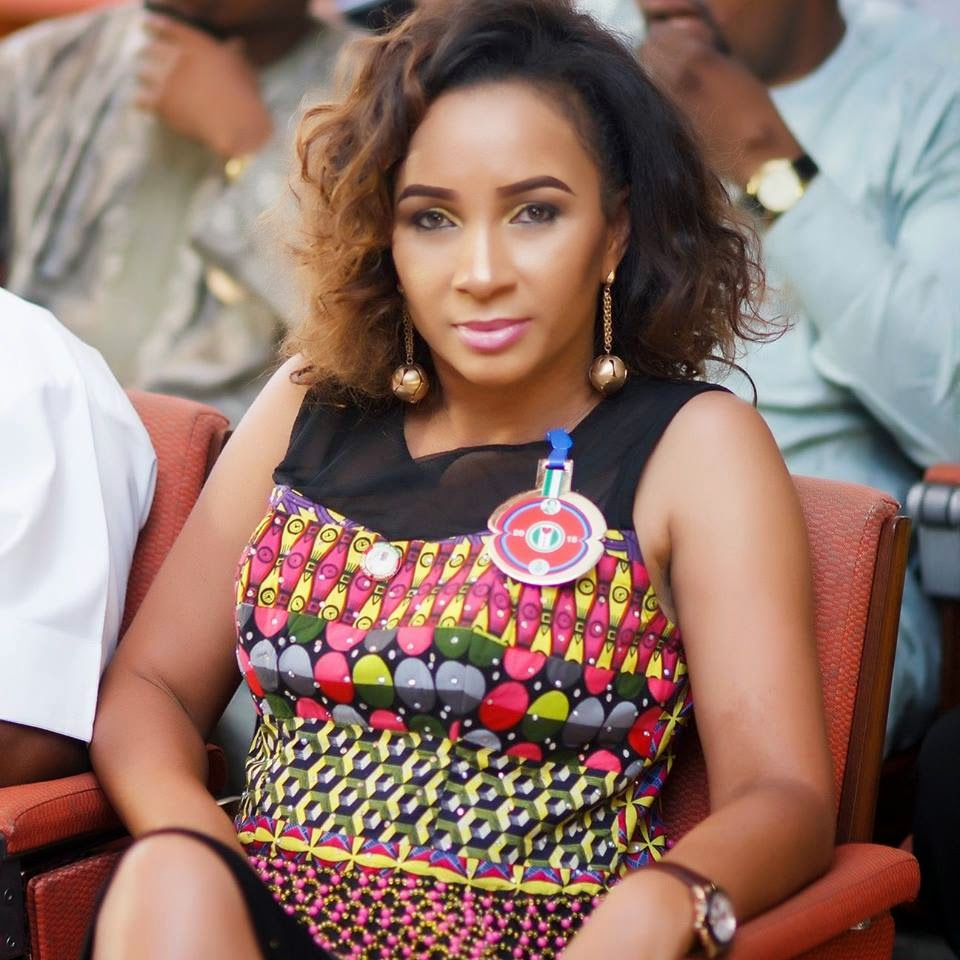 Star Actress Ibinabo Fiberesima Sentenced To 5-Years In Imprisonment Over Reckless Driving