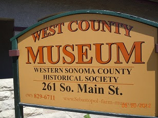 west county railroad museum