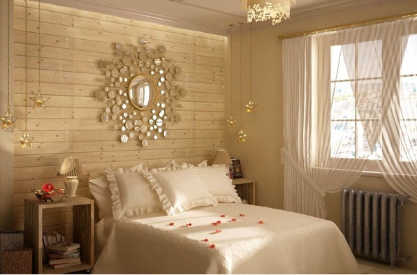 Home interior exterior design achitect designs home for Posh bedroom designs
