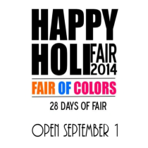 HAPPY HOLI FAIR 2014