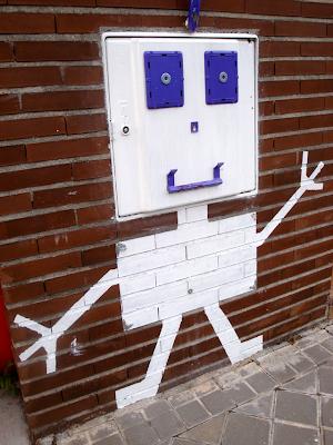 arte intervención digital y la otro