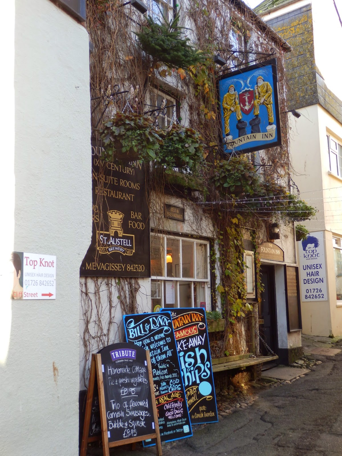 Fountain Inn Mevagissey