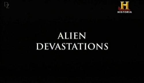 Alienígenas. Destrucción total [Documental | AVI | Español | 799.00 MB]