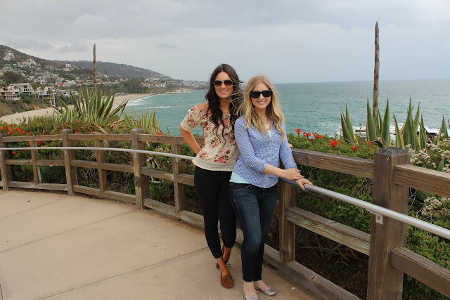 Bloggers Mash Elle and Ashley Brooke explore Laguna Beach!