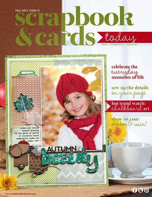 Scrapbook & Cards Fall