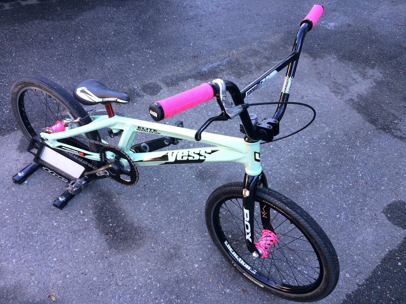 Drew Mechielson Bike Check | MAGNOLIA BMX