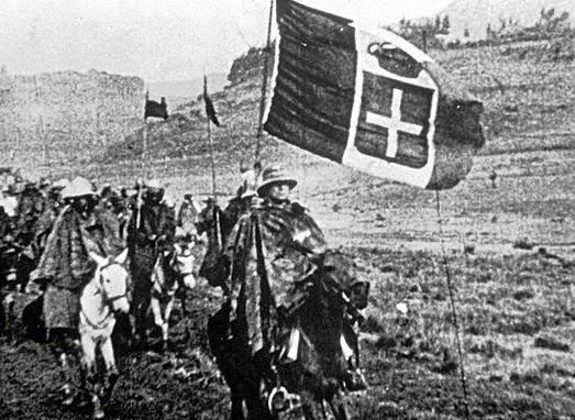 Image result for haile selassie war