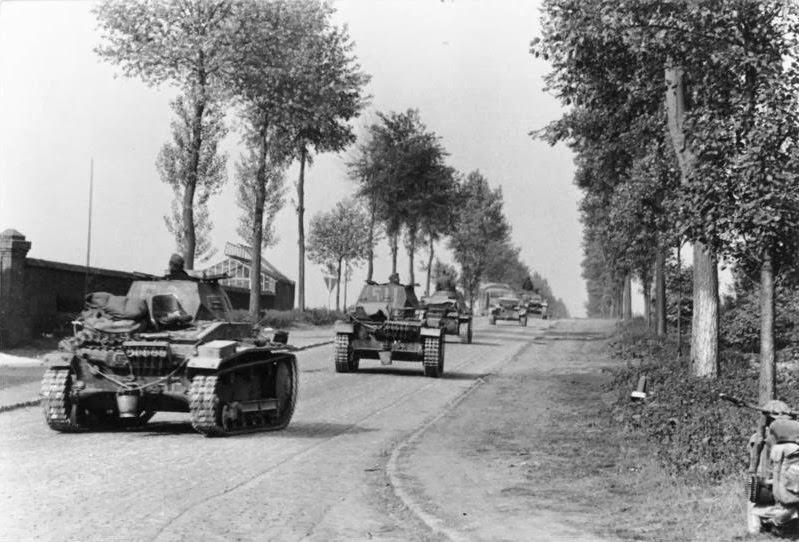 Invadarea Belgiei mai 1940