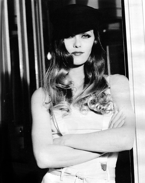 Vanessa Paradis Hair 31