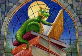 Гостевая книга Дракоши-Библиоши