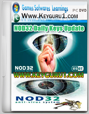 NOD32 KEYS UPDATE! DAILY NOD32 USER & PASSWORD PLUS NOD ESET SERIAL