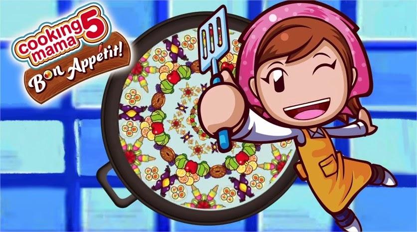 [3DS] Bande-annonce française de Cooking Mama: Bon Appétit!