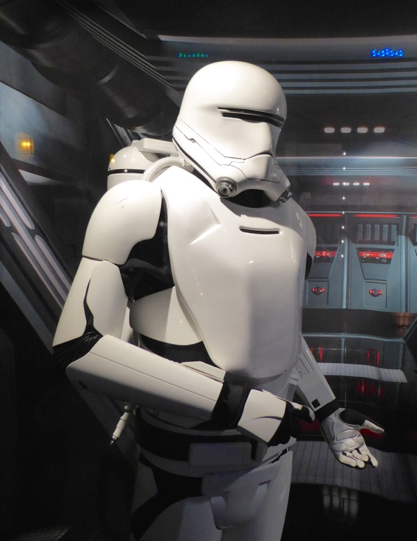 First Order Flamethrower Stormtrooper armour