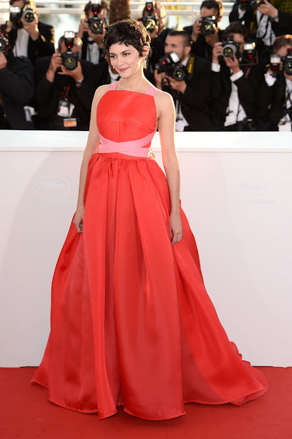 Cannes Film Festivali Finali  Kırmızı Halı Elbiseleri