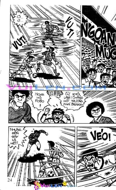 Jindodinho - Đường Dẫn Đến Khung Thành III  Tập 17 page 24 Congtruyen24h