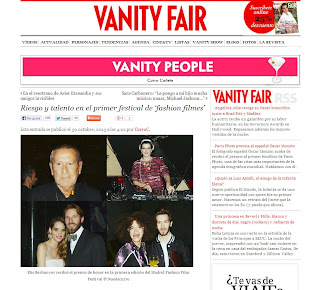 VANITY FAIR-VANITY PEOPLE