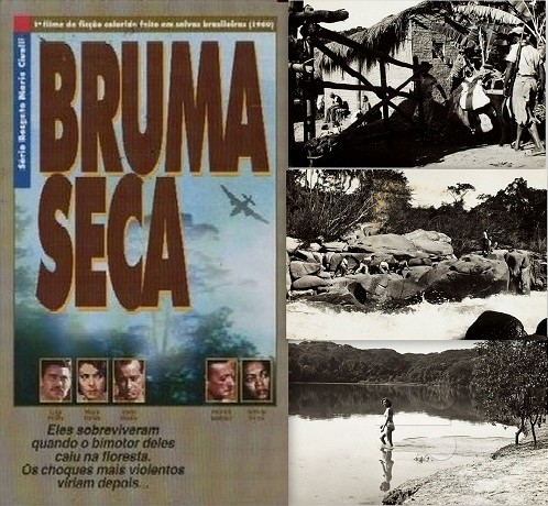 Resultado de imagem para BRUMA SECA (1960)