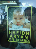 Hafidh Aryan On Board