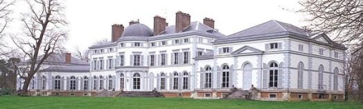 Castles on line the castle of groussay - Chateau de groussay montfort l amaury ...