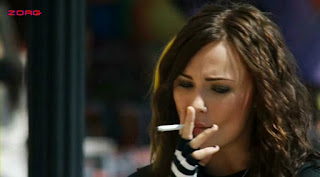 briana evigan smoking