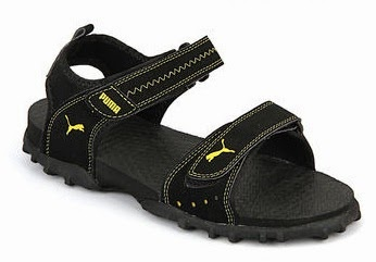 Puma Floaters (Sandals) worth Rs.1299 for Rs.546 and Rs.1399 for Rs.588 Only with Free Shipping