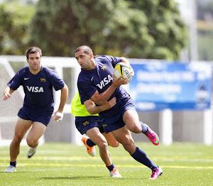 Los Pumas 7´s debutan en Wellington