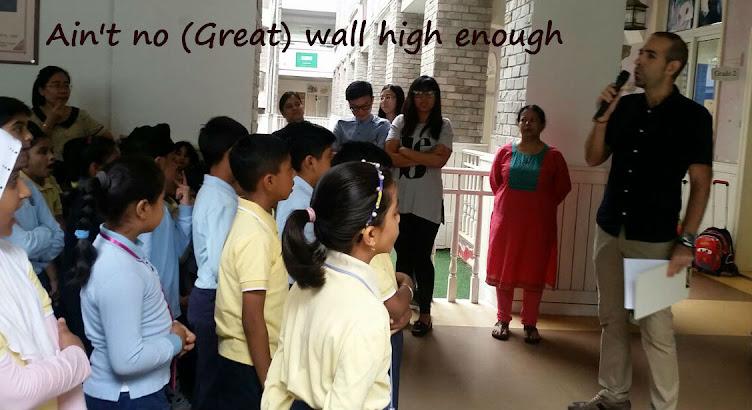 Ain't no (Great) wall high enough