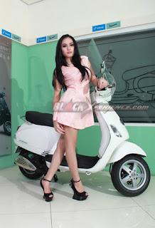 Model cantik Angel Aqilla model BX Babes BlackXperience. Simak fotonya ...