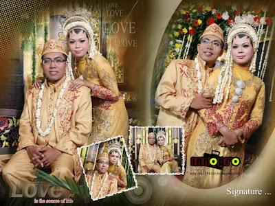 Foto Wedding Yuli Yani dan Irawan Wibisono