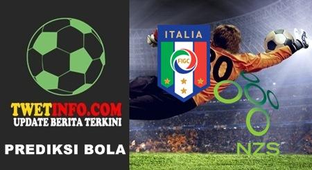 Prediksi Score Italy U21 vs Slovenia U21 08-09-2015