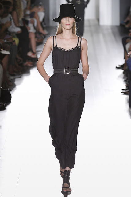 Victoria Beckham S/S13 New York Fashion Week