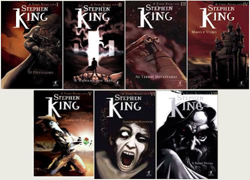 Confirmado adaptação para cinema de TORRE NEGRA de Stephen King