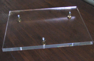 Isolation plexiglass