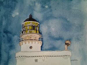 My Lighthouse, Kinnaird Head.